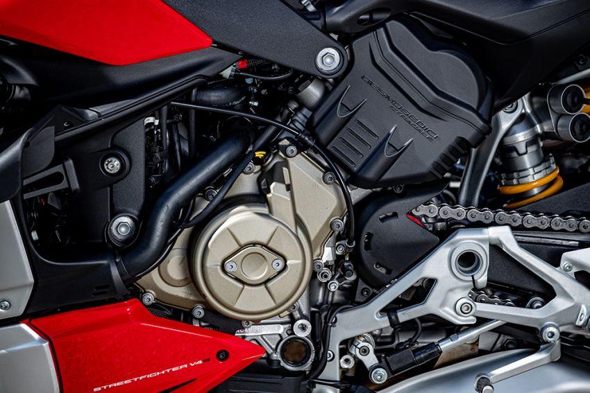 GALLERY: Ducati Streetfighter V4S super naked bike Image #1100162