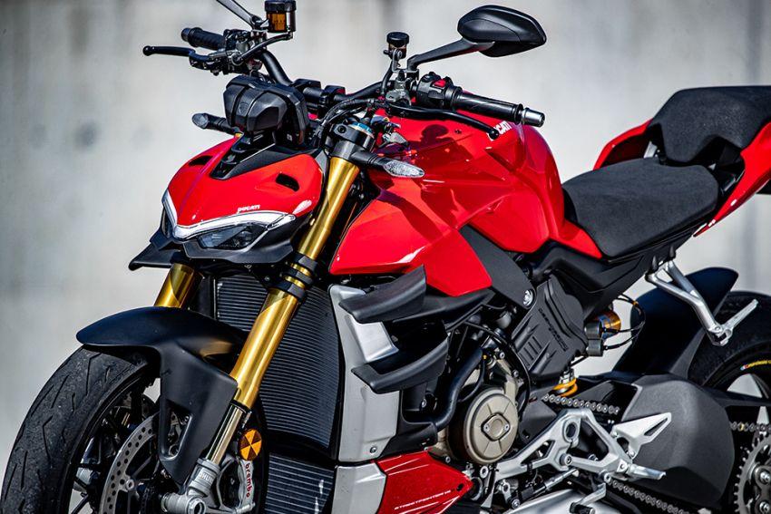 GALLERY: Ducati Streetfighter V4S super naked bike Image #1100163