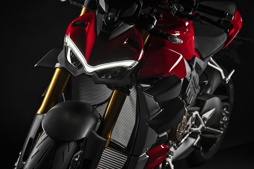 GALLERY: Ducati Streetfighter V4S super naked bike Image #1100121