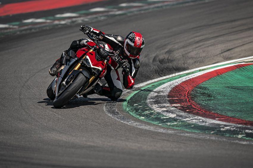 GALLERY: Ducati Streetfighter V4S super naked bike Image #1100306