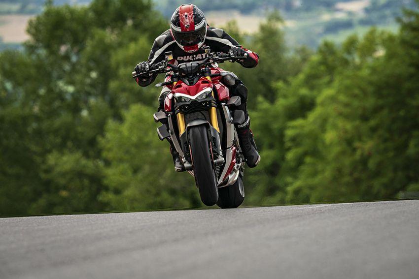 GALLERY: Ducati Streetfighter V4S super naked bike Image #1100335