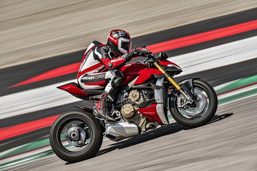 GALLERY: Ducati Streetfighter V4S super naked bike Image #1100434