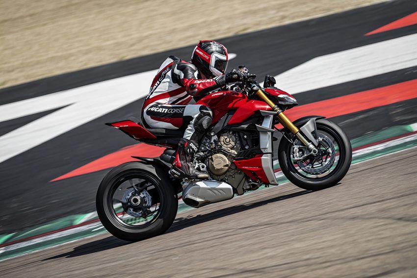 GALLERY: Ducati Streetfighter V4S super naked bike Image #1100364