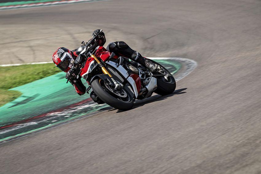 GALLERY: Ducati Streetfighter V4S super naked bike Image #1100368