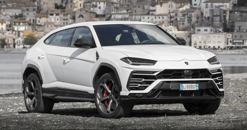 Lamborghini sets record sales and profits in 2019 – 8,205 units sold globally, more than half is Urus SUV Image #1097965