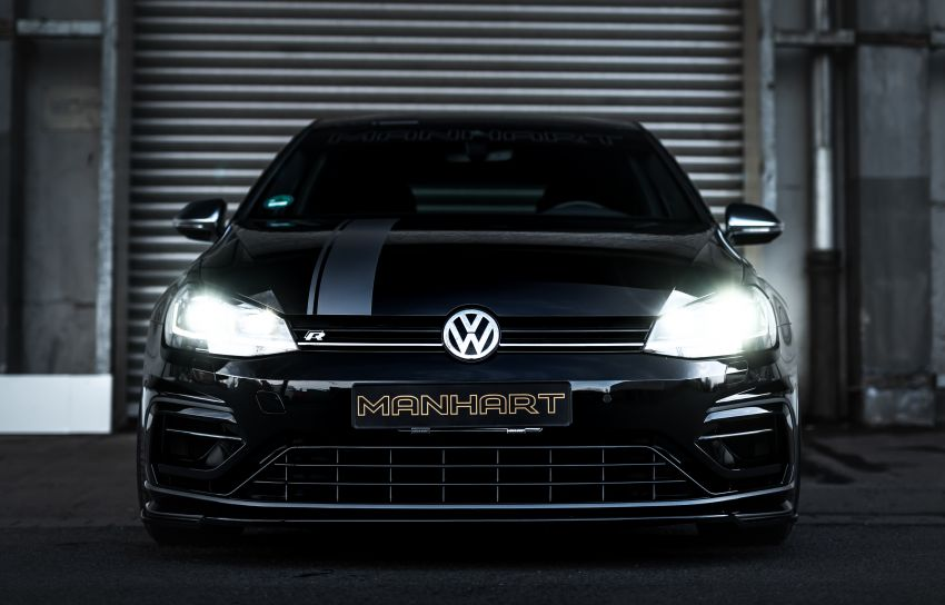 Manhart Golf RS 450 is a Golf R with 450 PS, 500 Nm! Image #1099557