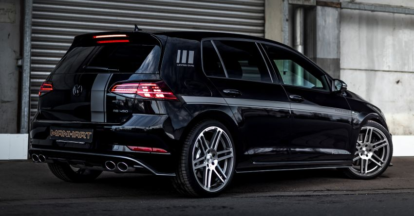Manhart Golf RS 450 is a Golf R with 450 PS, 500 Nm! Image #1099560