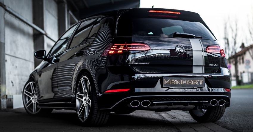 Manhart Golf RS 450 is a Golf R with 450 PS, 500 Nm! Image #1099561
