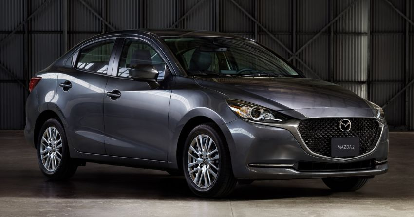 2020 Mazda 2 facelift launched in Malaysia – now with GVC Plus, Android Auto, Apple Carplay; from RM104k Image #1090006