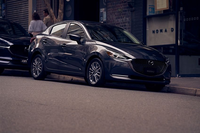 2020 Mazda 2 facelift launched in Malaysia – now with GVC Plus, Android Auto, Apple Carplay; from RM104k Image #1090008