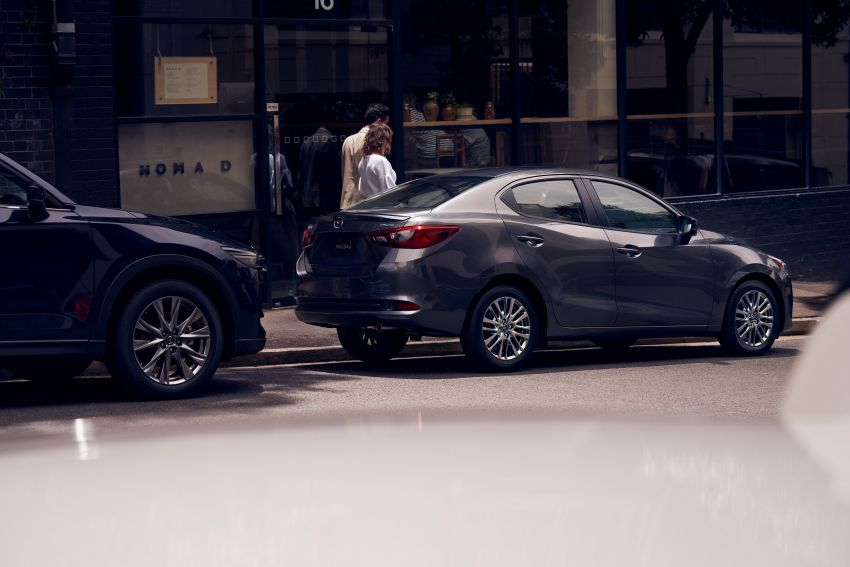 2020 Mazda 2 facelift launched in Malaysia – now with GVC Plus, Android Auto, Apple Carplay; from RM104k Image #1090009