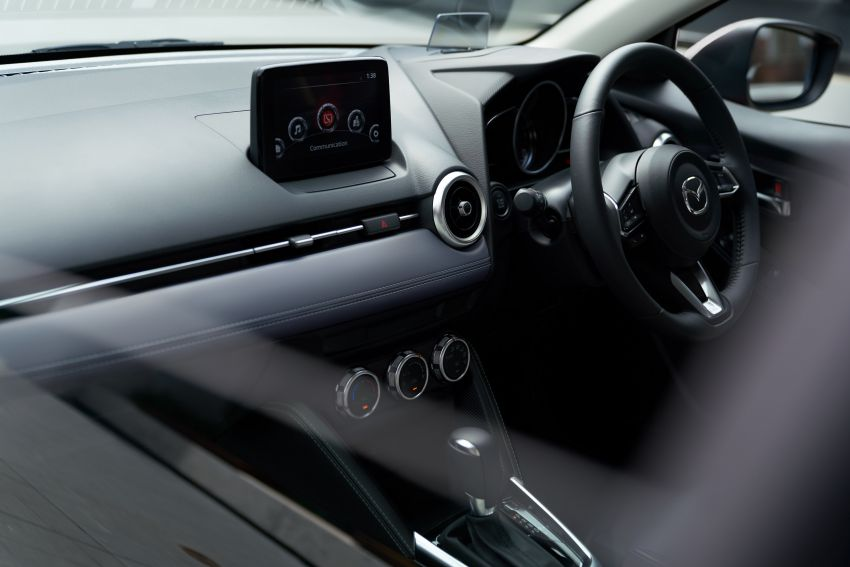 2020 Mazda 2 facelift launched in Malaysia – now with GVC Plus, Android Auto, Apple Carplay; from RM104k Image #1090013