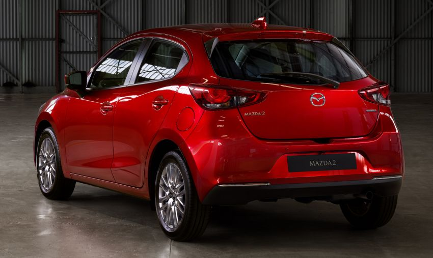 2020 Mazda 2 facelift launched in Malaysia – now with GVC Plus, Android Auto, Apple Carplay; from RM104k Image #1089995