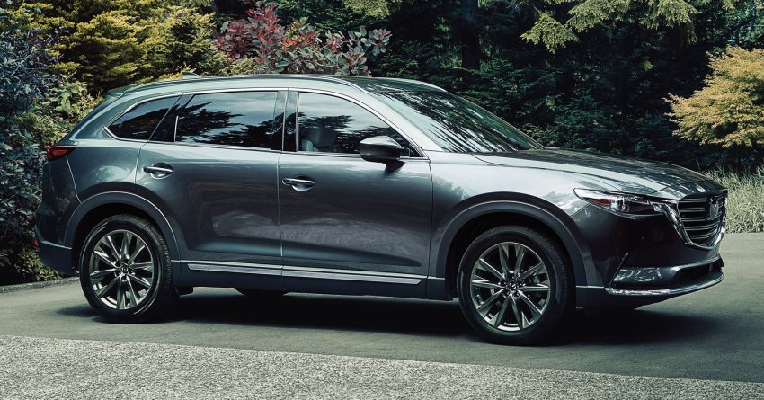 2020 Mazda CX-9 launched in Malaysia – new brake auto hold, i-Stop, larger touchscreen; from RM320k Image #1090216