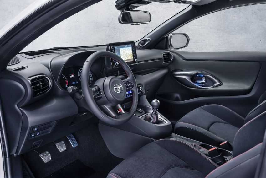 Toyota GR Yaris gets C-seg hot hatch price in Europe Image #1092474