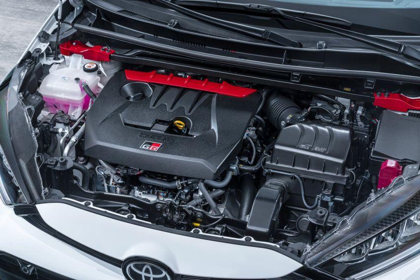 Toyota GR Yaris gets C-seg hot hatch price in Europe Image #1092478