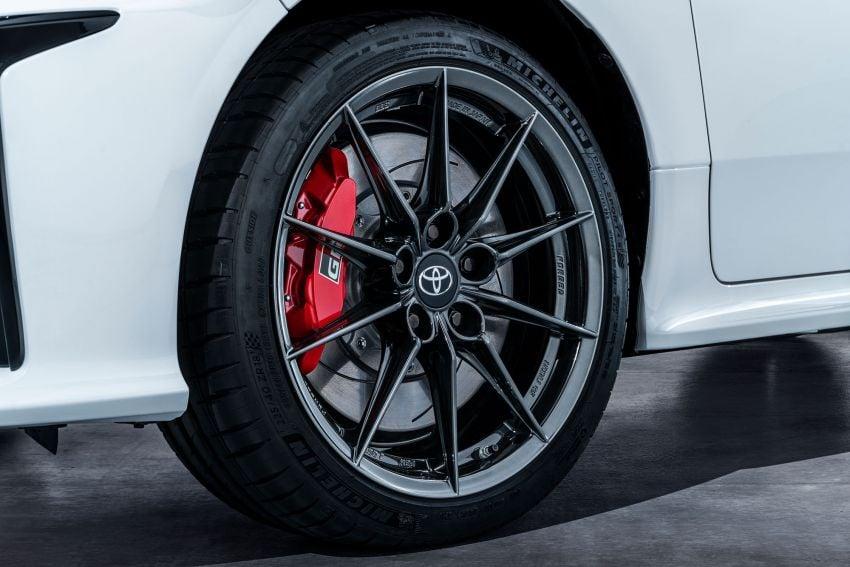 Toyota GR Yaris gets C-seg hot hatch price in Europe Image #1092487
