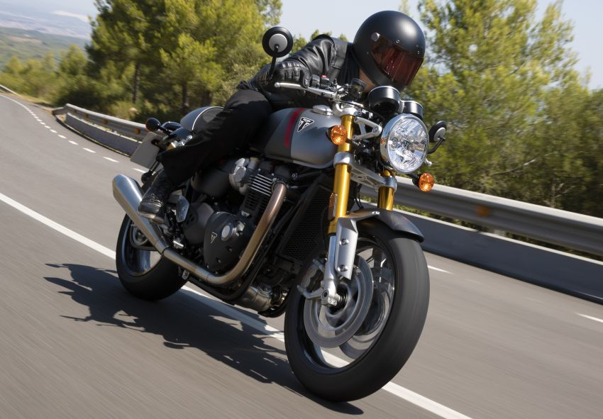 2020 Triumph Tiger 900 adventure and Thruxton RS retro sport now in Malaysia, pricing from RM63,900 Image #1093302