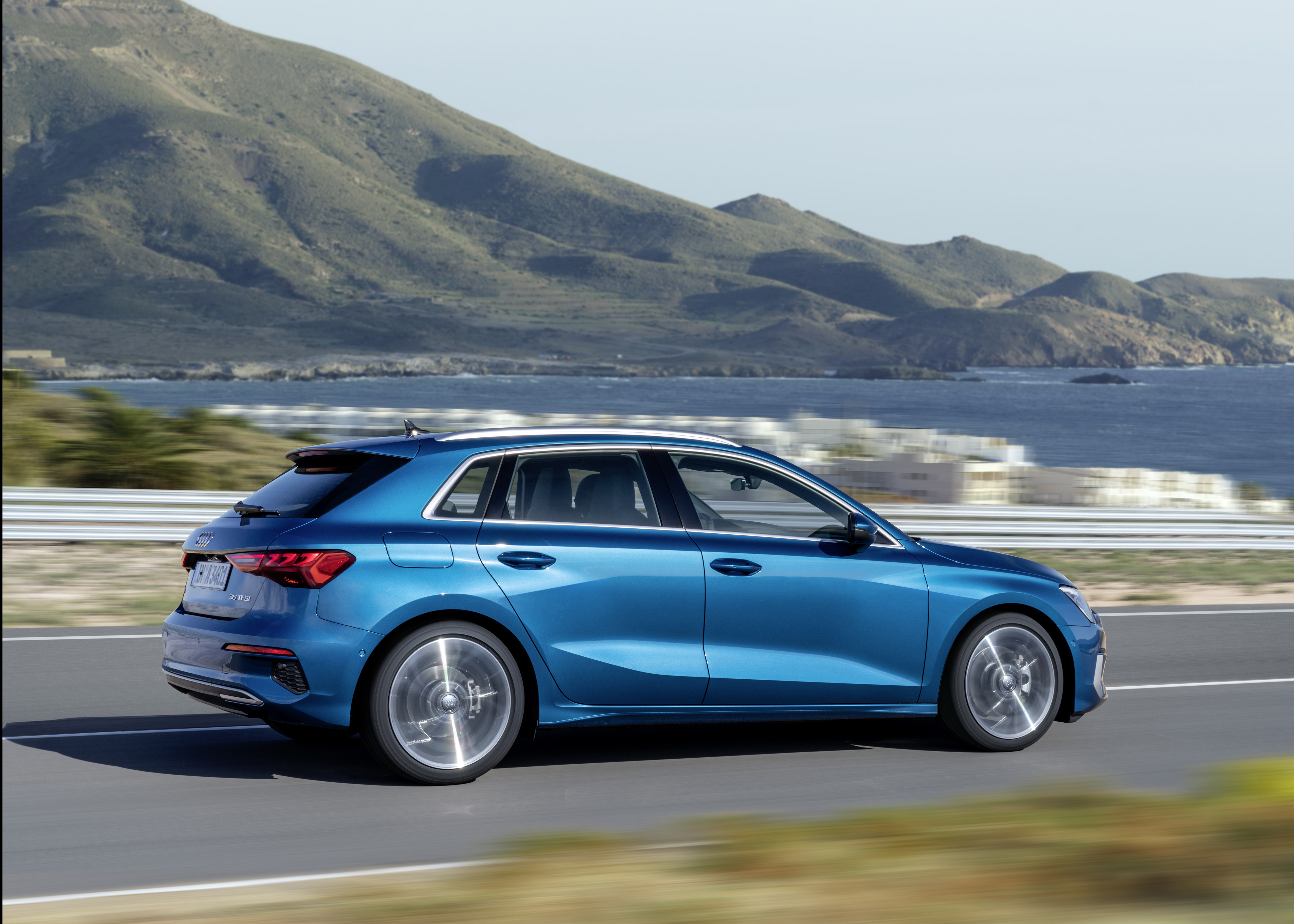 2021 Audi A3 Sportback arrives with new look and tech Audi ...