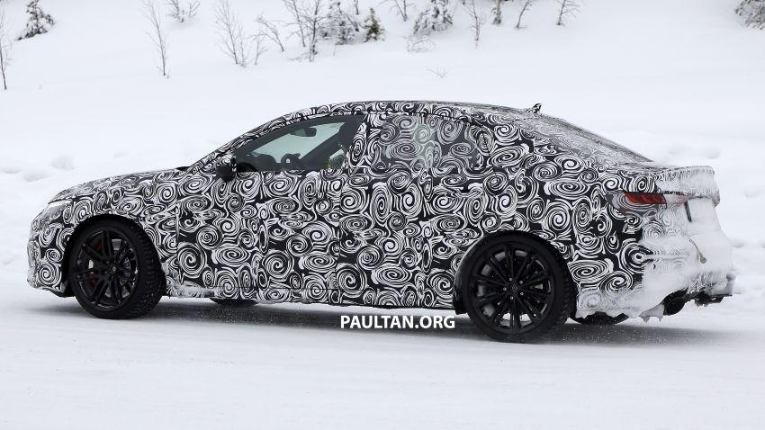 SPIED: 2021 Audi RS3 Sedan – 4 doors, over 400 hp Image #1099543