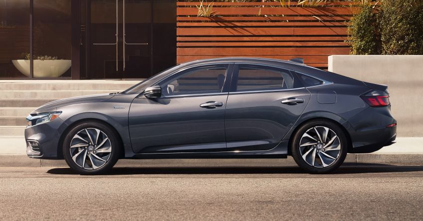 2021 Honda Insight gains new equipment in the US Image #1098678