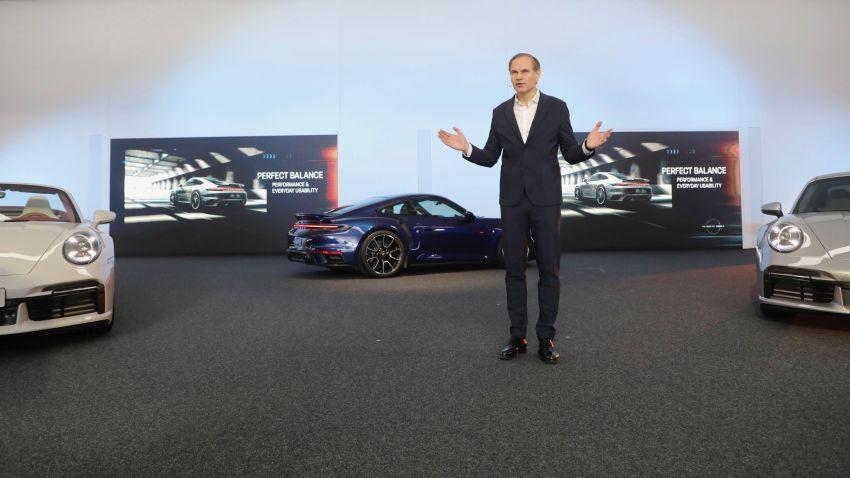 2020 Porsche 911 Turbo S – 650 PS/800 Nm 3.8 litre biturbo flat-six; 330 km/h, 0-100 km/h in 2.7 seconds! Image #1090753
