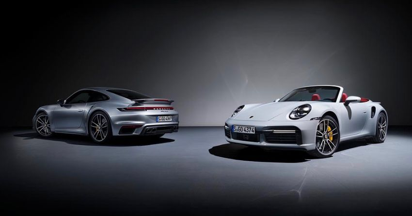 2020 Porsche 911 Turbo S – 650 PS/800 Nm 3.8 litre biturbo flat-six; 330 km/h, 0-100 km/h in 2.7 seconds! Image #1090754