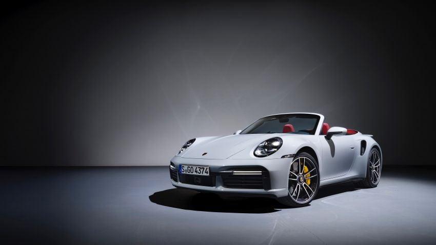 2020 Porsche 911 Turbo S – 650 PS/800 Nm 3.8 litre biturbo flat-six; 330 km/h, 0-100 km/h in 2.7 seconds! Image #1090773