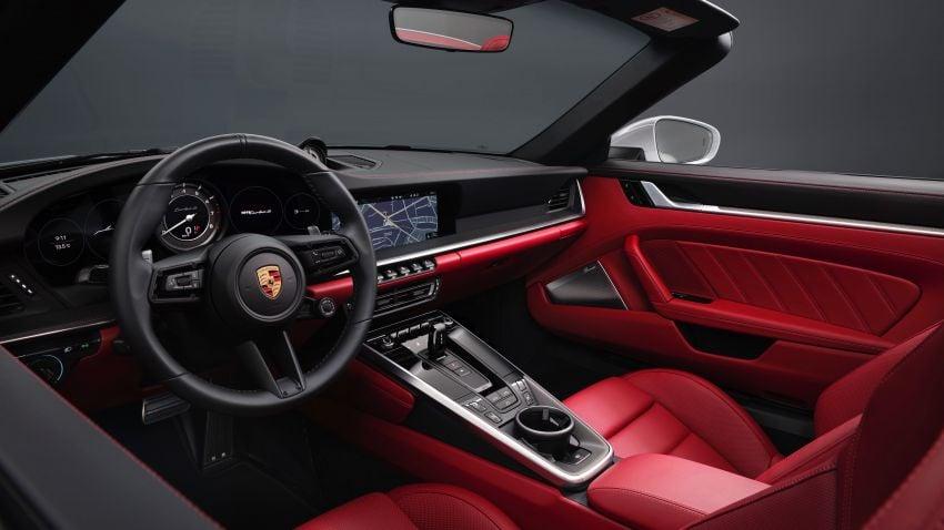 2020 Porsche 911 Turbo S – 650 PS/800 Nm 3.8 litre biturbo flat-six; 330 km/h, 0-100 km/h in 2.7 seconds! Image #1090777