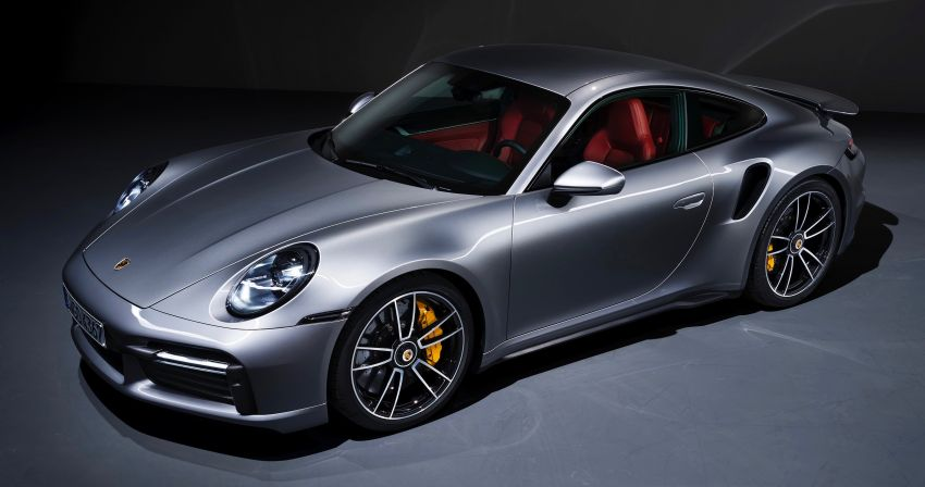 2020 Porsche 911 Turbo S – 650 PS/800 Nm 3.8 litre biturbo flat-six; 330 km/h, 0-100 km/h in 2.7 seconds! Image #1090765