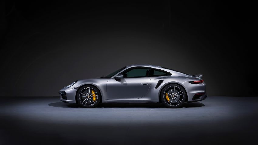 2020 Porsche 911 Turbo S – 650 PS/800 Nm 3.8 litre biturbo flat-six; 330 km/h, 0-100 km/h in 2.7 seconds! Image #1090763