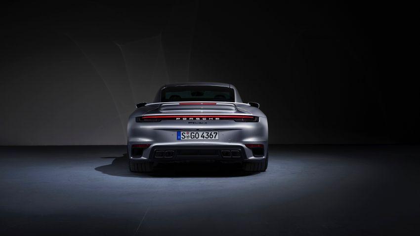 2020 Porsche 911 Turbo S – 650 PS/800 Nm 3.8 litre biturbo flat-six; 330 km/h, 0-100 km/h in 2.7 seconds! Image #1090760