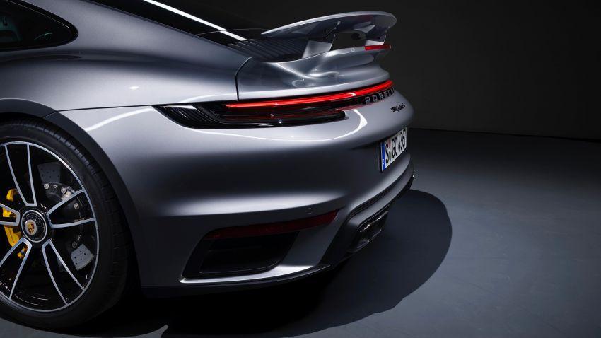 2020 Porsche 911 Turbo S – 650 PS/800 Nm 3.8 litre biturbo flat-six; 330 km/h, 0-100 km/h in 2.7 seconds! Image #1090757