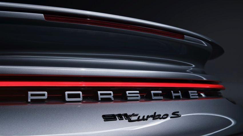 2020 Porsche 911 Turbo S – 650 PS/800 Nm 3.8 litre biturbo flat-six; 330 km/h, 0-100 km/h in 2.7 seconds! Image #1090756