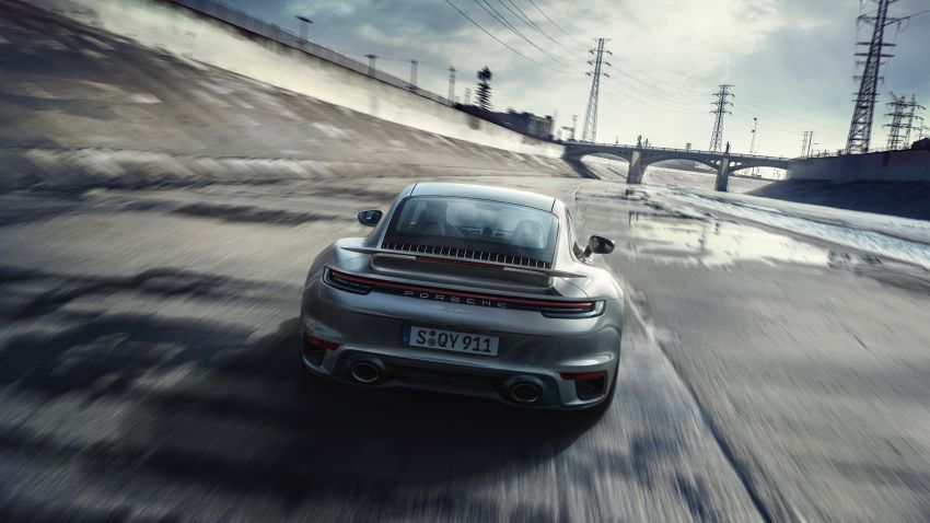 2020 Porsche 911 Turbo S – 650 PS/800 Nm 3.8 litre biturbo flat-six; 330 km/h, 0-100 km/h in 2.7 seconds! Image #1090770