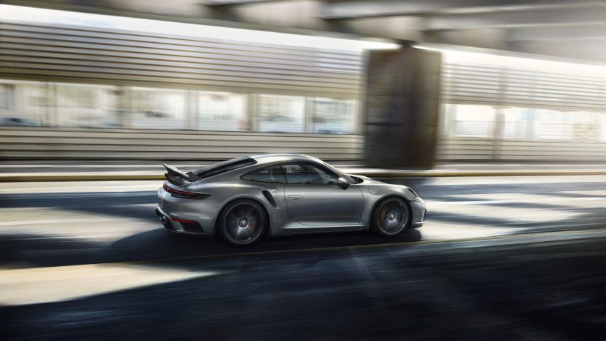 2020 Porsche 911 Turbo S – 650 PS/800 Nm 3.8 litre biturbo flat-six; 330 km/h, 0-100 km/h in 2.7 seconds! Image #1090769