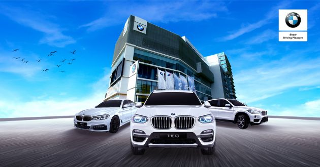Ad Attractive Deals On Bmw Mini And Bmw Motorrad Models Await You At Auto Bavaria From March 6 8 Paultan Org
