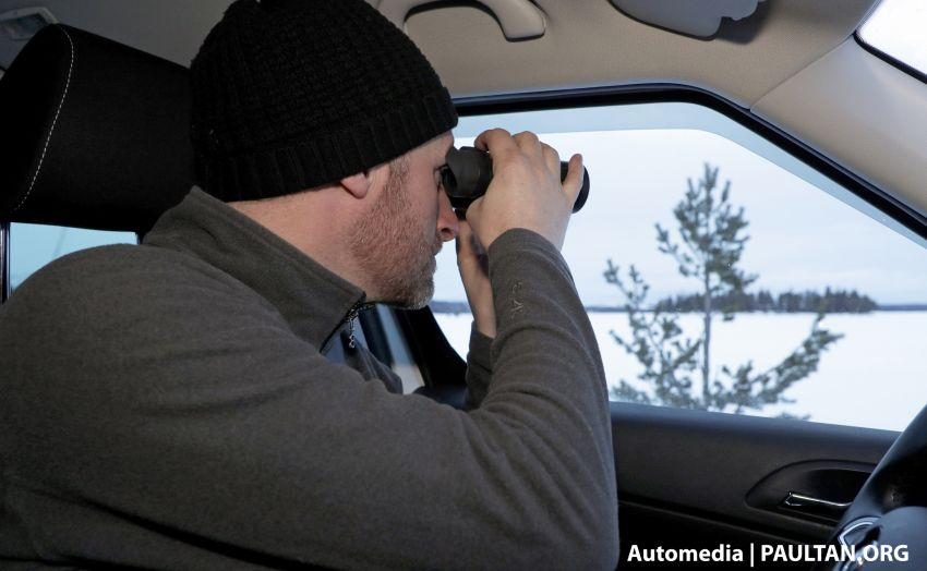 A day in the life of a spyshot photographer, and how publications get all those hard-earned first-look shots Image #1101012