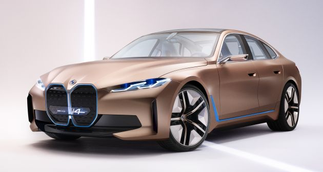 Bmw M Division Electric Model In The Works Flasch Paultan Org