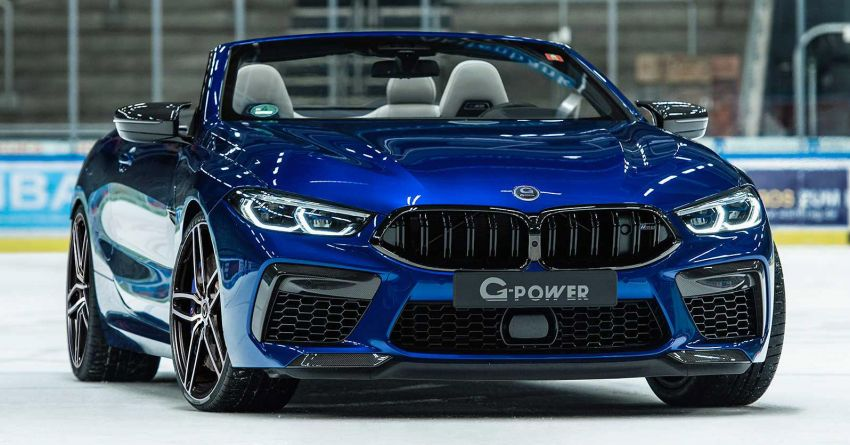 BMW M8 receives the G-Power treatment for 820 PS Image #1099623