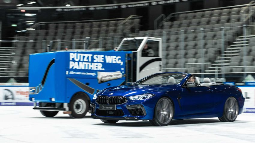 BMW M8 receives the G-Power treatment for 820 PS Image #1099624