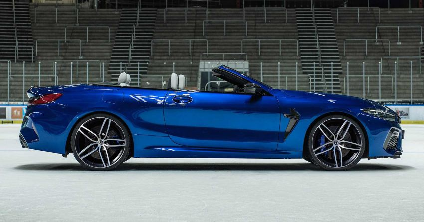 BMW M8 receives the G-Power treatment for 820 PS Image #1099625