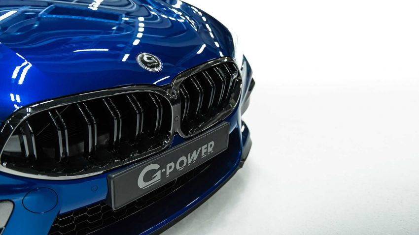 BMW M8 receives the G-Power treatment for 820 PS Image #1099627