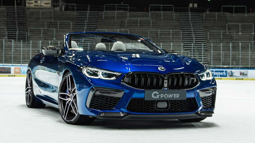 BMW M8 receives the G-Power treatment for 820 PS Image #1099628