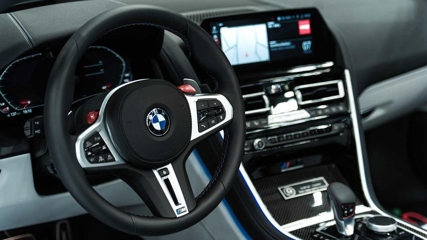 BMW M8 receives the G-Power treatment for 820 PS Image #1099631