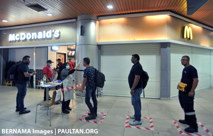 Phase two of MCO from April 1: no lockdown, but more roadblocks – 8am-8pm for supermarkets, restaurants Image #1101156