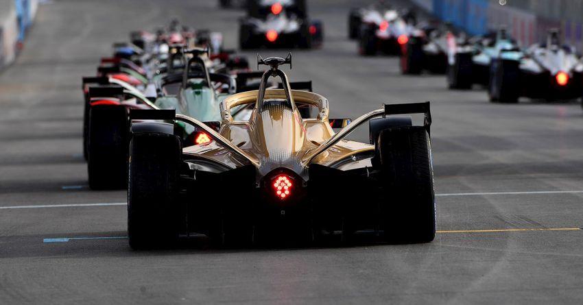 Formula E 2019/20 season suspended due to Covid-19 Image #1095843