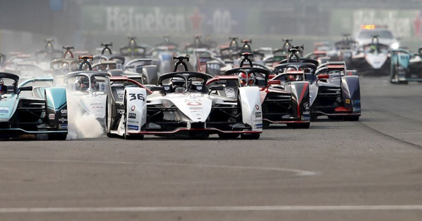 Formula E 2019/20 season suspended due to Covid-19 Image #1095844