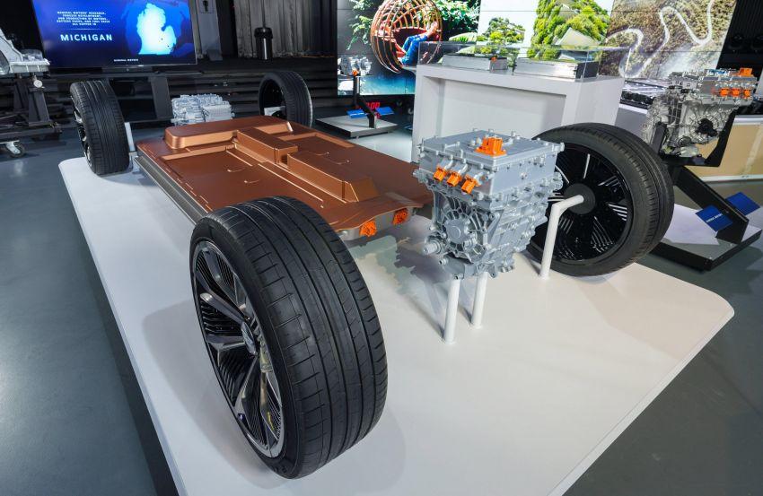 GM announces new Ultium batteries and EV platform Image #1091981
