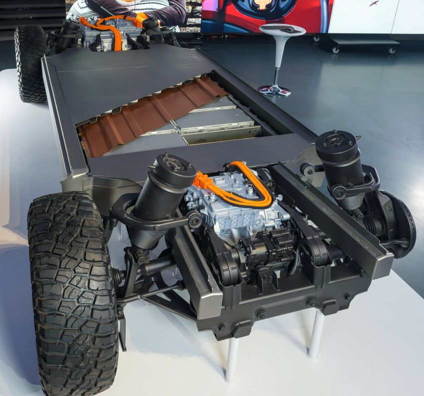 GM announces new Ultium batteries and EV platform Image #1091982